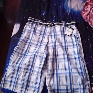 Men's Enyce Plaid Shorts